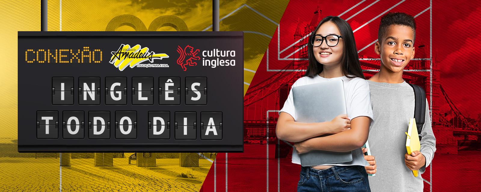 Conexão Inglês Todo Dia