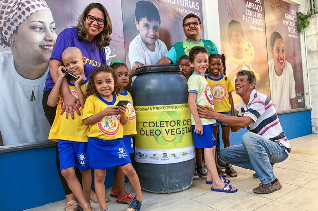 Embrapa e Amadeus instalam Ecoponto no GACC Aracaju